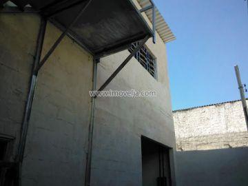 Galpão com 640m² de área construída, reformado, Rua Cabuçu, Lins de Vasconcelos, Rio de Janeiro, RJ - 000373 - 4