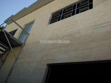 Galpão com 640m² de área construída, reformado, Rua Cabuçu, Lins de Vasconcelos, Rio de Janeiro, RJ - 000373 - 6