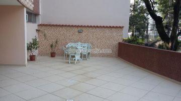 Imóvel, Apartamento 4 quartos, 1 suíte, 2 vagas, Rua Visc.Cabo Frio,Tijuca, Rio de Janeiro, RJ - 000390 - 14