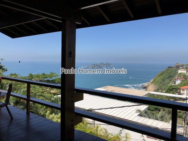 Espetacular Casa em Condomínio Fechado com Vista Deslumbrante. - MR60011 - 2