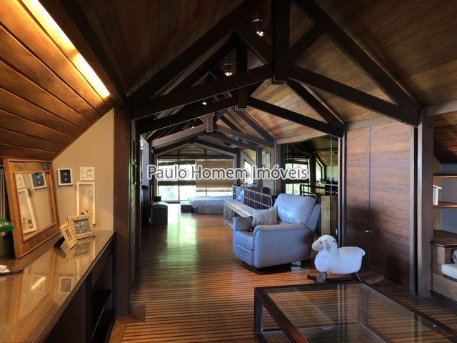 Espetacular Casa em Condomínio Fechado com Vista Deslumbrante. - MR60011 - 14