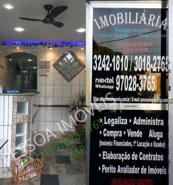 Imóvel Casa À VENDA, Bangu, Rio de Janeiro, RJ - 0021 - 6