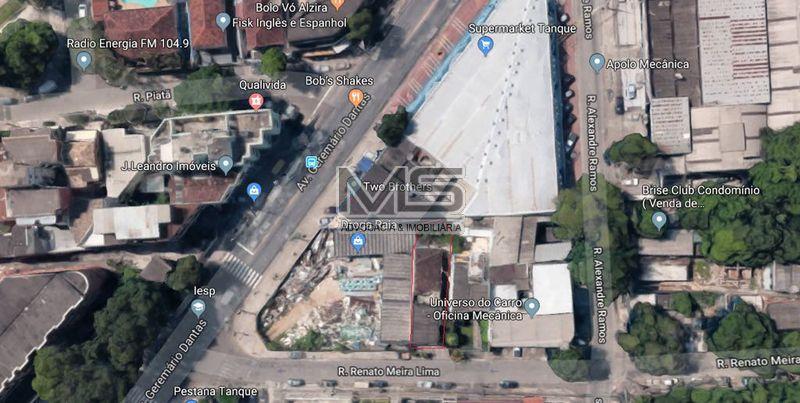 Prédio Rua Renato Meira Lima,Tanque,Rio de Janeiro,RJ À Venda,400m² - 302 001 - 4