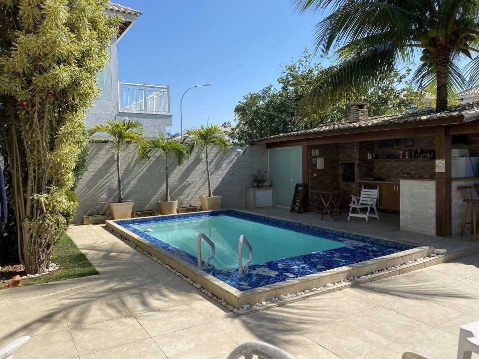 Casa em Condomínio 4 quartos à venda Rio de Janeiro,RJ - R$ 1.500.000 - 30VCASANOVABARRA - 2