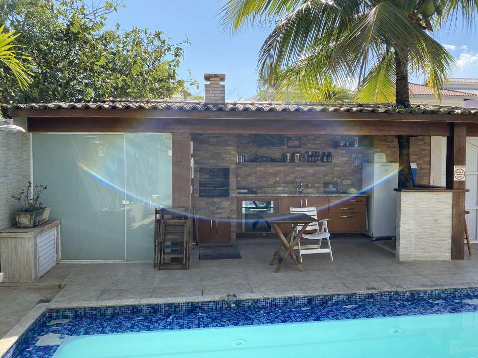 Casa em Condomínio 4 quartos à venda Rio de Janeiro,RJ - R$ 1.500.000 - 30VCASANOVABARRA - 1