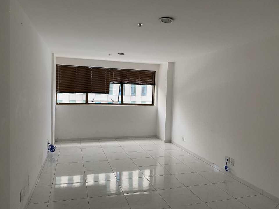 Sala Comercial 28m² para alugar Rio de Janeiro,RJ - R$ 600 - 60LCORPORATE411 - 1