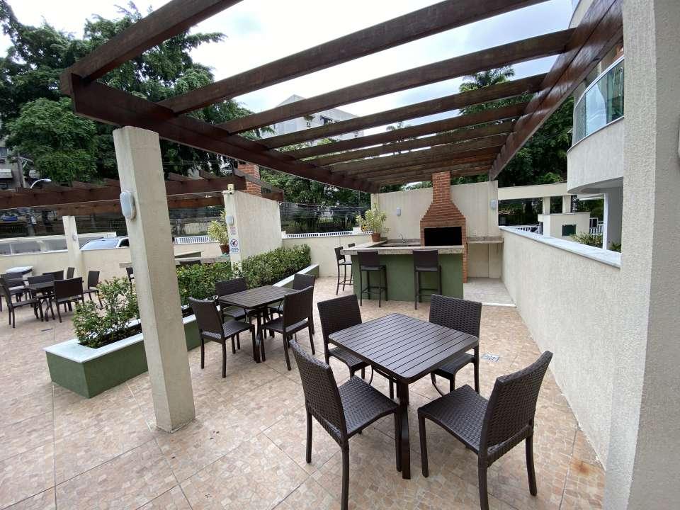 Apartamento à venda Estrada Capenha,Rio de Janeiro,RJ - R$ 299.000 - 100AQUAPARK - 4