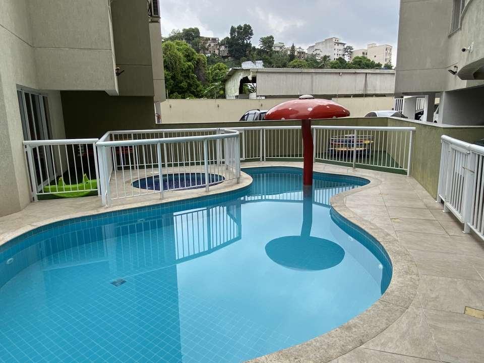 Apartamento à venda Estrada Capenha,Rio de Janeiro,RJ - R$ 299.000 - 100AQUAPARK - 10
