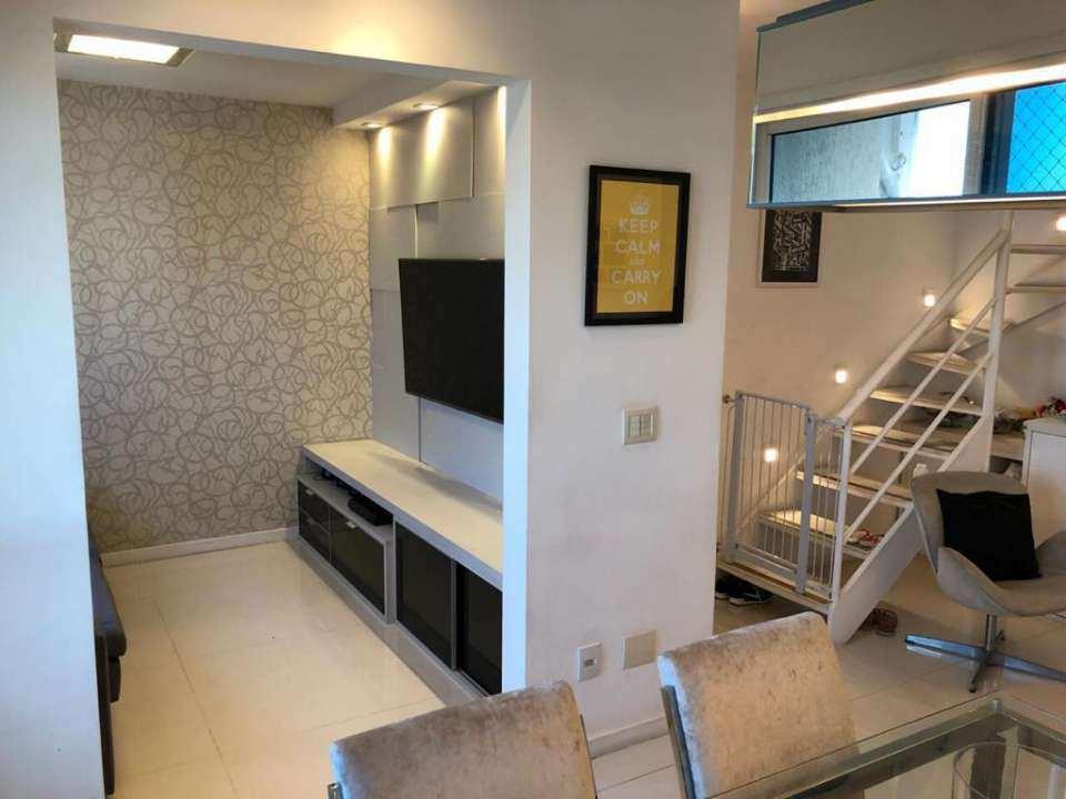 Cobertura 4 quartos à venda Rio de Janeiro,RJ - R$ 515.000 - 109COB3QPECHINCHA - 9