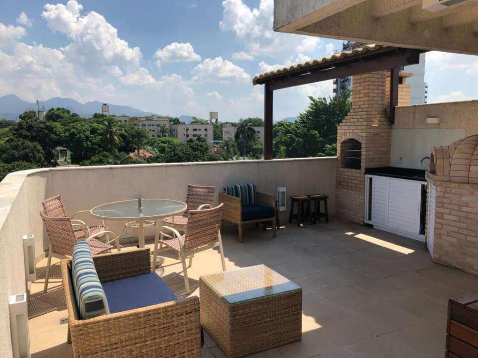 Cobertura 4 quartos à venda Rio de Janeiro,RJ - R$ 515.000 - 109COB3QPECHINCHA - 1