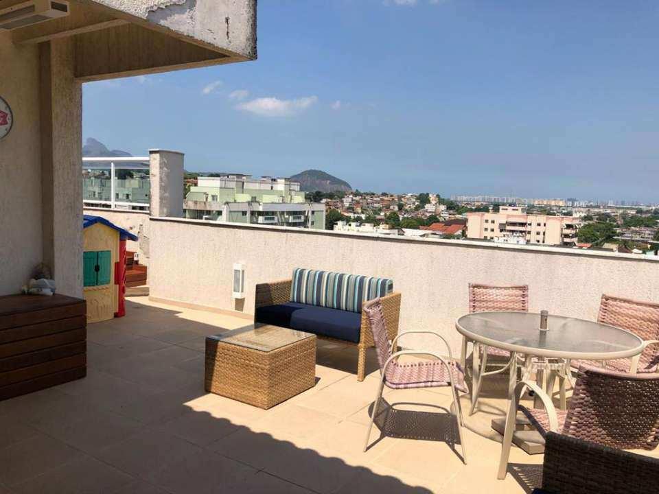 Cobertura 4 quartos à venda Rio de Janeiro,RJ - R$ 515.000 - 109COB3QPECHINCHA - 2