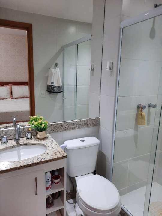 Apartamento 2 quartos à venda Rio de Janeiro,RJ - R$ 550.000 - 123 - 6