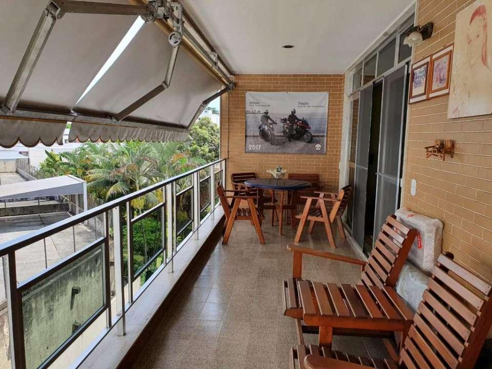 Apartamento 3 quartos à venda Rio de Janeiro,RJ - R$ 790.000 - 115 - 2