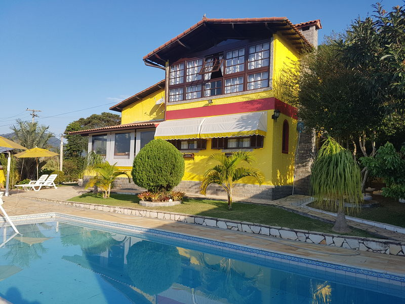 Excelente oportunidade, casarão com 5 quartos, piscina e 300 m² de área construída! - cssan - 1