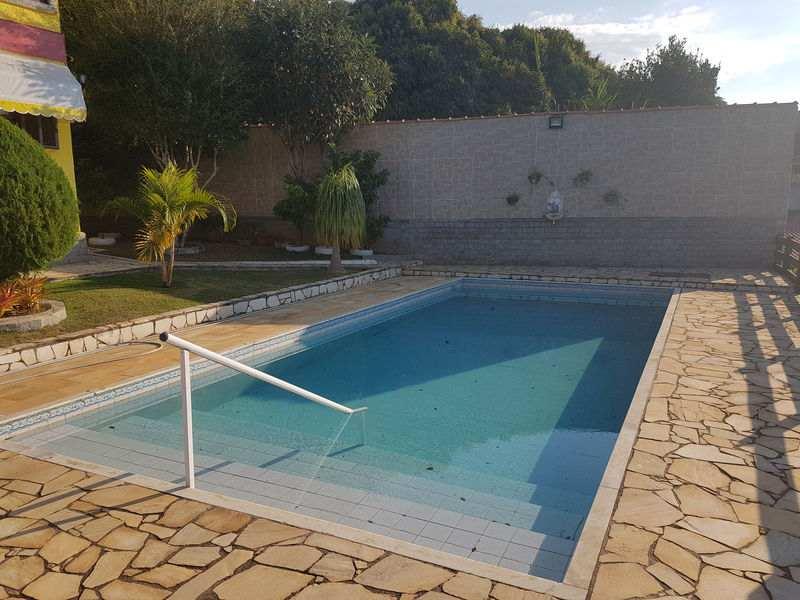 Excelente oportunidade, casarão com 5 quartos, piscina e 300 m² de área construída! - cssan - 6