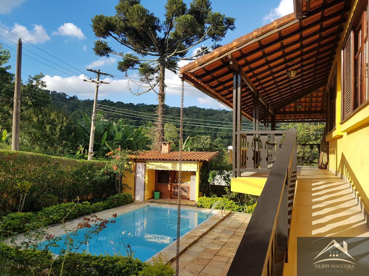 Excelente imóvel com 6 quartos e piscina na Vila Suissa. - csvl - 2