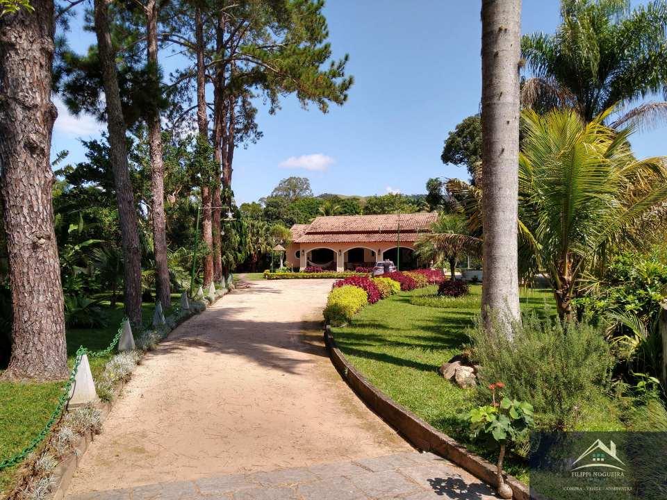 Casa espetacular, 6 quartos, piscina e 2650 m² de terreno. - csvl1350 - 1