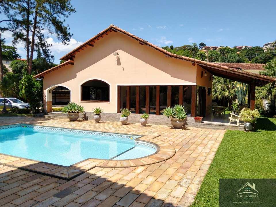 Casa espetacular, 6 quartos, piscina e 2650 m² de terreno. - csvl1350 - 7