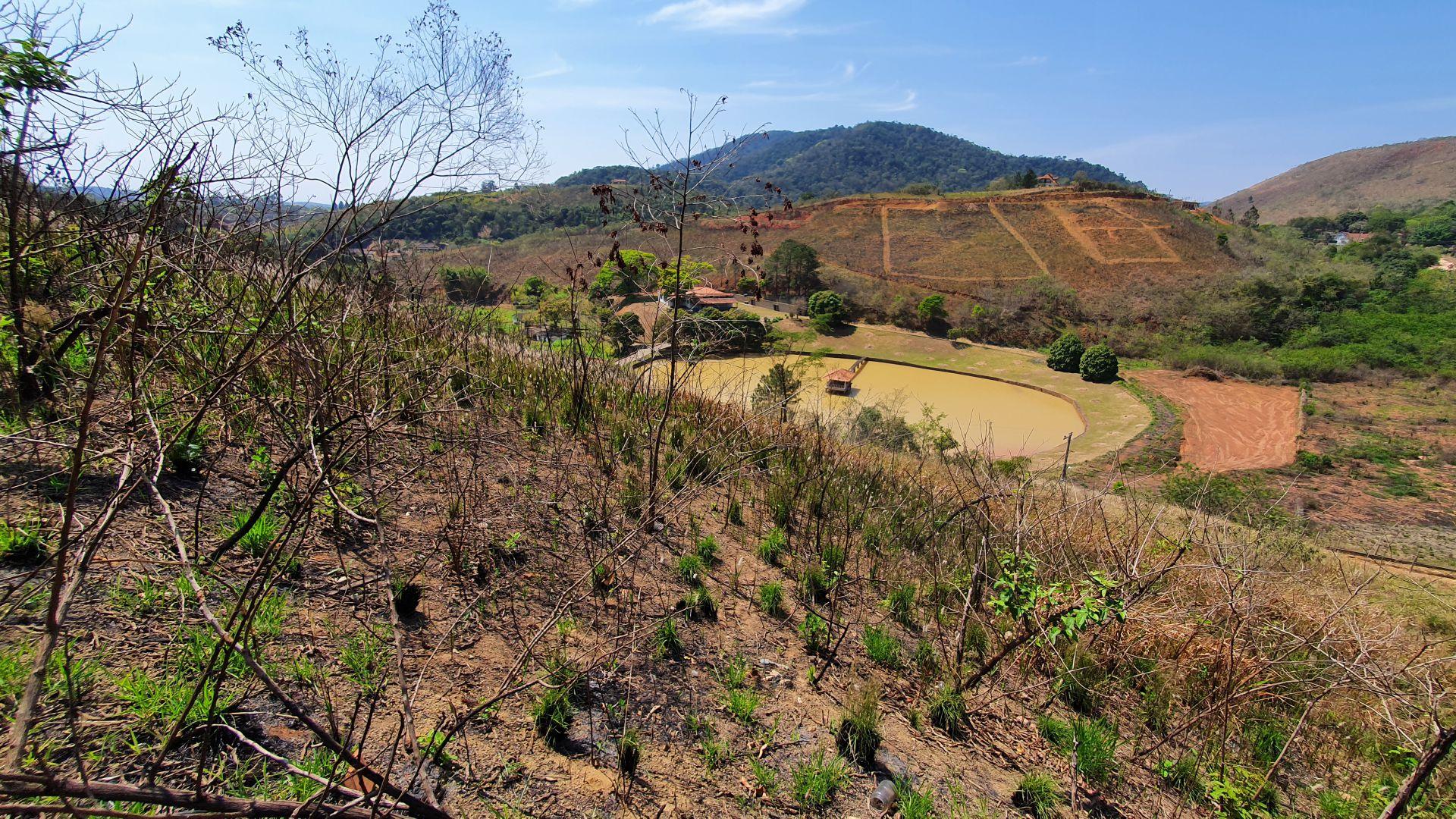 Terreno 1350m² à venda Barão de Javary, Miguel Pereira - R$ 90.000 - trth90 - 2