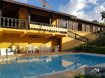 Excelente imóvel com 6 quartos e piscina na Vila Suissa. - csvl - 3