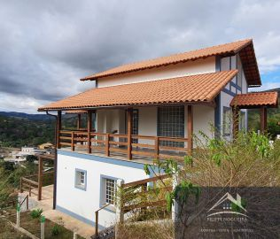 Casa 3 quartos à venda Paty do Alferes, Miguel Pereira - R$ 550.000 - csne550 - 4