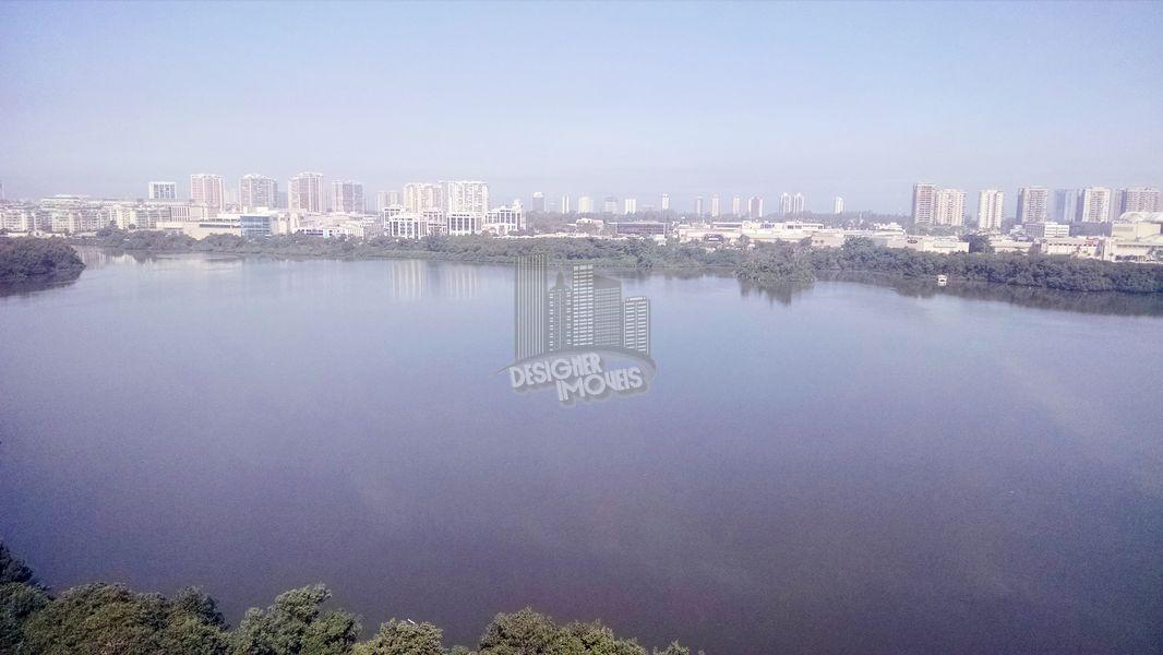 Apartamento À Venda no Condomínio Península Green Garden - Rio de Janeiro - RJ - Barra da Tijuca - VRA3009 - 1