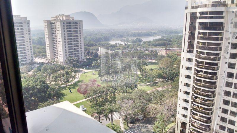 Apartamento À Venda no Condomínio Península Green Garden - Rio de Janeiro - RJ - Barra da Tijuca - VRA3009 - 25