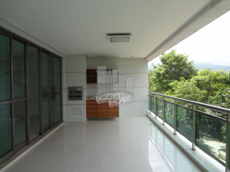 Apartamento À Venda no Condomínio Península Saint Barth - Rio de Janeiro - RJ - Barra da Tijuca - VRA4004 - 2