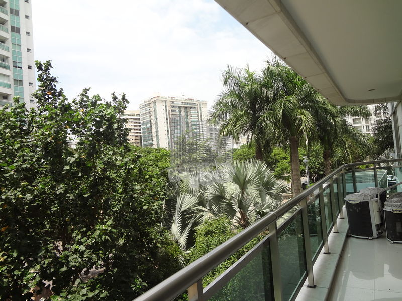 Apartamento À Venda no Condomínio Península Saint Barth - Rio de Janeiro - RJ - Barra da Tijuca - VRA4004 - 5