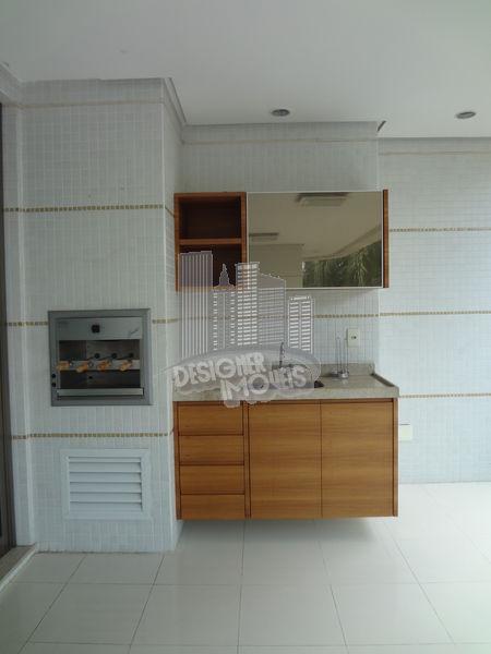 Apartamento À Venda no Condomínio Península Saint Barth - Rio de Janeiro - RJ - Barra da Tijuca - VRA4004 - 1