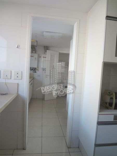 Apartamento Para Venda ou Aluguel no Condomínio Península Bernini - Rio de Janeiro - RJ - Barra da Tijuca - VRA4006 - 22