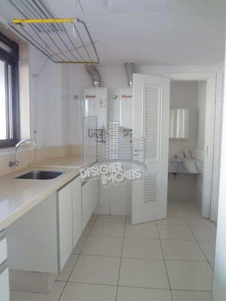 Apartamento Para Venda ou Aluguel no Condomínio Península Bernini - Rio de Janeiro - RJ - Barra da Tijuca - VRA4006 - 21
