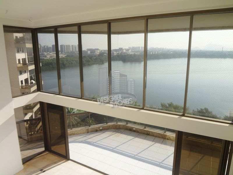 Apartamento Para Venda ou Aluguel no Condomínio Península Bernini - Rio de Janeiro - RJ - Barra da Tijuca - VRA4006 - 1
