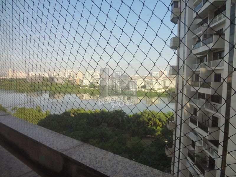 Apartamento Para Venda ou Aluguel no Condomínio Península Bernini - Rio de Janeiro - RJ - Barra da Tijuca - VRA4006 - 43