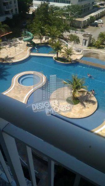 Apartamento Para Venda ou Aluguel no Condomínio Residencial Aquagreen - Rio de Janeiro - RJ - Camorim - VRA2050 - 16