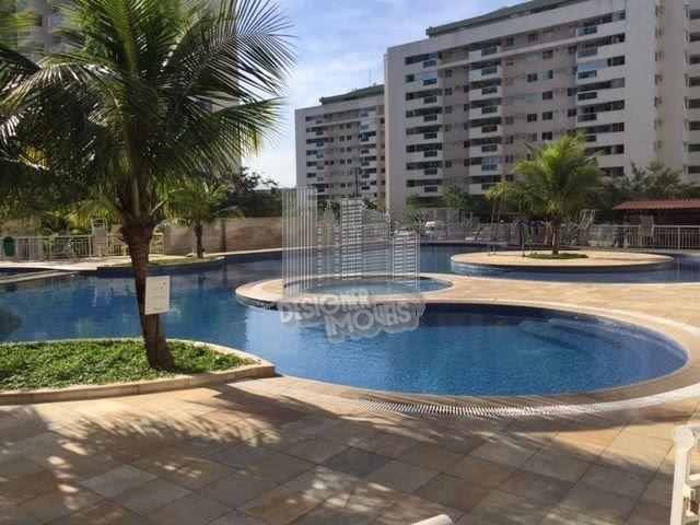 Apartamento Para Venda ou Aluguel no Condomínio Residencial Aquagreen - Rio de Janeiro - RJ - Camorim - VRA2050 - 21