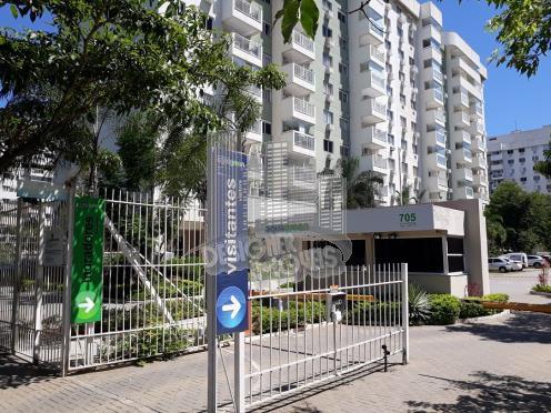 Apartamento Para Venda ou Aluguel no Condomínio Residencial Aquagreen - Rio de Janeiro - RJ - Camorim - VRA2050 - 32
