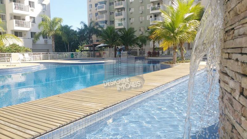 Apartamento Para Venda ou Aluguel no Condomínio Residencial Aquagreen - Rio de Janeiro - RJ - Camorim - VRA2050 - 22