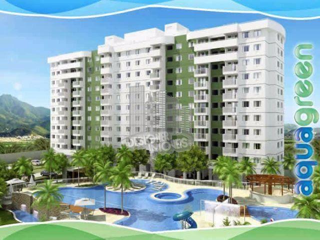 Apartamento Para Venda ou Aluguel no Condomínio Residencial Aquagreen - Rio de Janeiro - RJ - Camorim - VRA2050 - 30