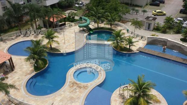 Apartamento Para Venda ou Aluguel no Condomínio Residencial Aquagreen - Rio de Janeiro - RJ - Camorim - VRA2050 - 24