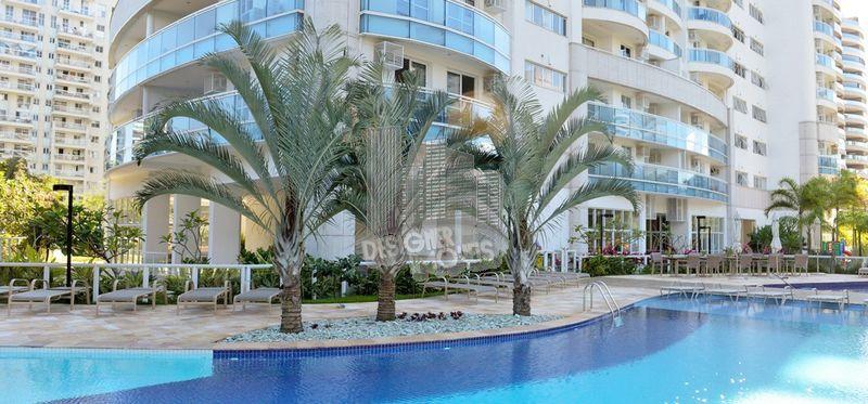 Apartamento À Venda no Condomínio Península Smart - Rio de Janeiro - RJ - Barra da Tijuca - VRA2058 - 18