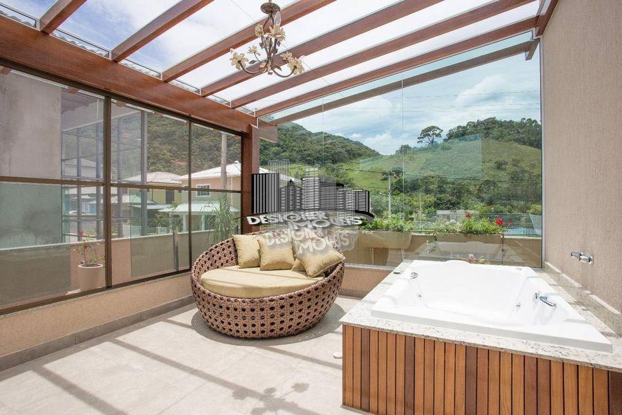 Casa À Venda no Condomínio Vale das Nações - Teresópolis - RJ - Vargem Grande - VRA3011 - 6