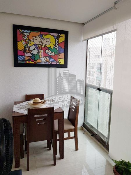 Cobertura Avenida Vice-Presidente José Alencar,Rio de Janeiro, Zona Oeste,Jacarepaguá, RJ À Venda, 3 Quartos, 152m² - VRA3012 - 5