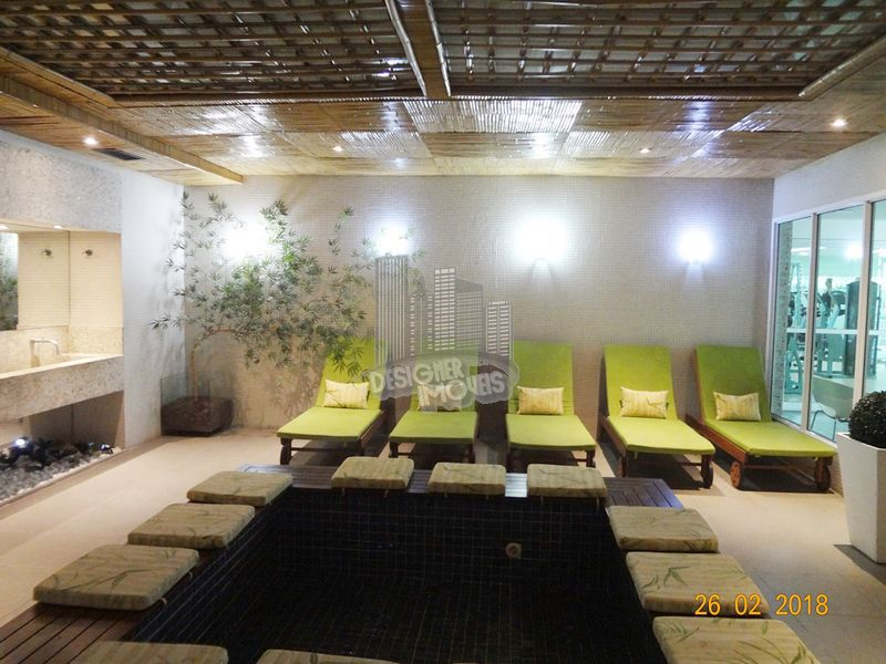 Apartamento À Venda no Condomínio Península Green Garden - Rio de Janeiro - RJ - Barra da Tijuca - VRA3009 - 58