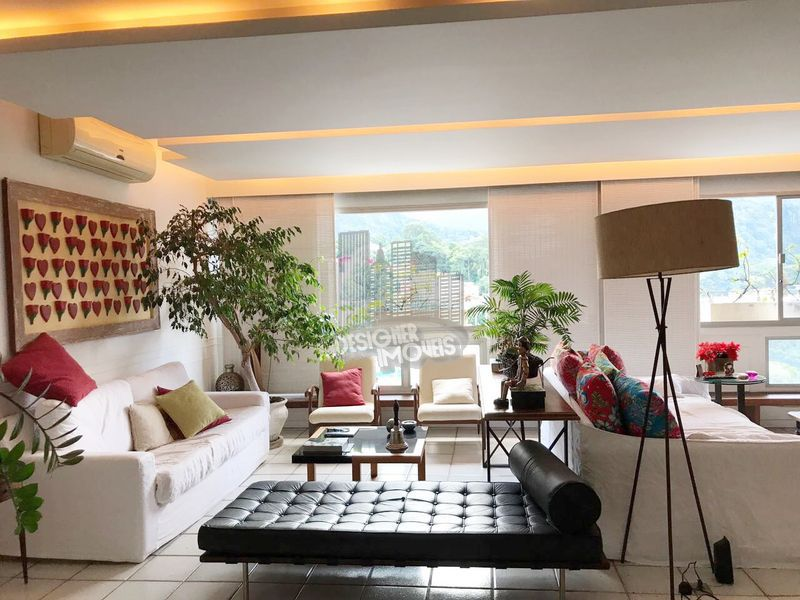Apartamento Para Alugar - Rio de Janeiro - RJ - Leblon - LRA3016 - 1