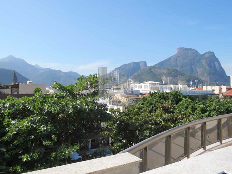 Cobertura À Venda - Rio de Janeiro - RJ - Barra da Tijuca - VRA5003 - 1