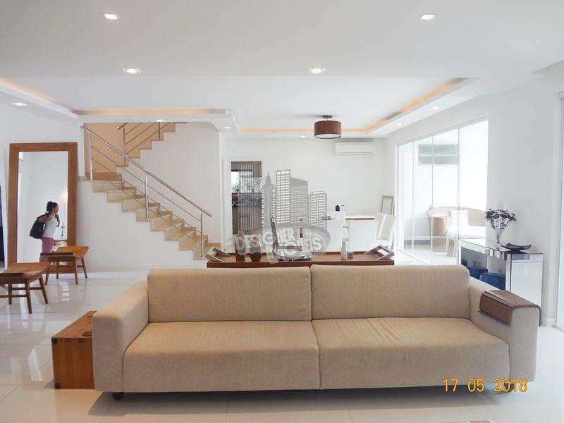 Casa À Venda no Condomínio Quintas do Rio - Rio de Janeiro - RJ - Barra da Tijuca - VRA0000 - 8