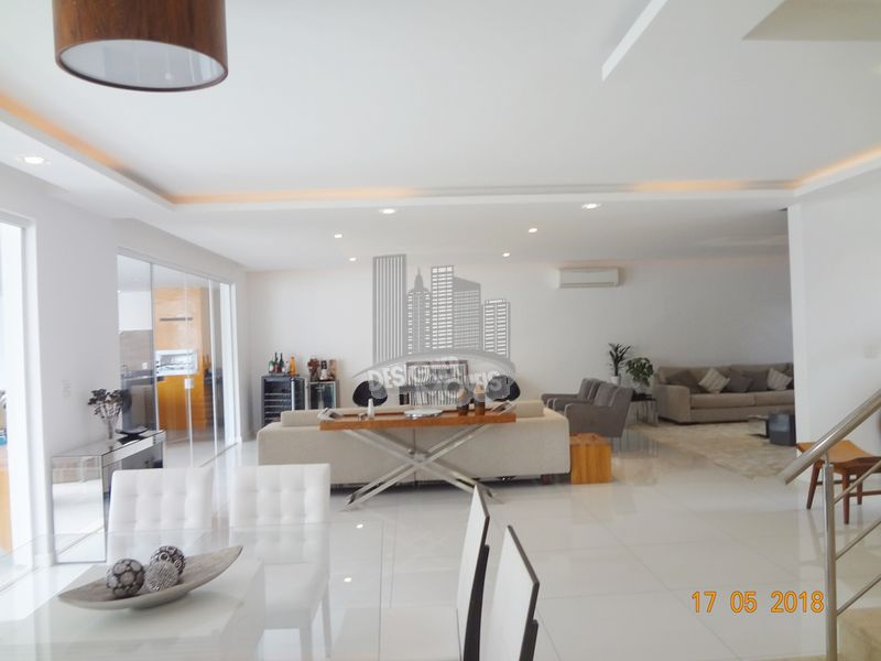 Casa Condomínio Quintas do Rio, Avenida Raquel de Queiroz,Rio de Janeiro, Zona Oeste,Barra da Tijuca, RJ À Venda, 5 Quartos, 615m² - VRA0000 - 7