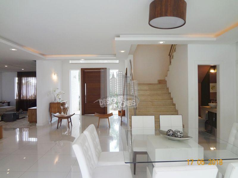 Casa À Venda no Condomínio Quintas do Rio - Rio de Janeiro - RJ - Barra da Tijuca - VRA0000 - 6