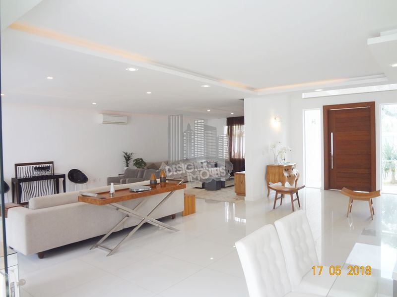 Casa À Venda no Condomínio Quintas do Rio - Rio de Janeiro - RJ - Barra da Tijuca - VRA0000 - 11